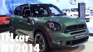 2015 MINI Countryman: Everything You Ever Wanted to Know