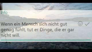 50 Traurige/Süße Whatsapp-Status-Sprüche #40