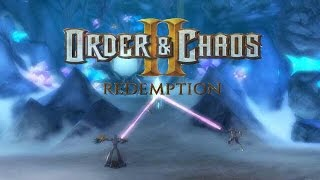 Order and Chaos 2: Redemption - Ryan from Gameloft streams! Part 1