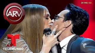 Experta analiza lenguaje del beso de Marc Anthony y JLo | Al Rojo Vivo | Telemundo