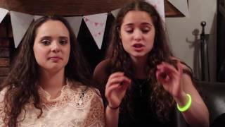 In the next video...Andjelini pokloni za 18. rodjendan od Nadje