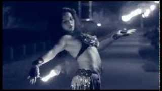 Diana Bastet Metal Belly Dance. Fire.