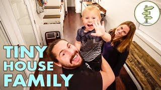 Tiny House Family Avoids Crazy Rent Prices in San Francisco Bay Area