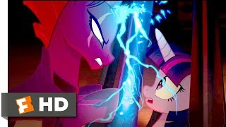 My Little Pony: The Movie (2016) - Open Up Your Eyes Scene (7/10) | Movieclips