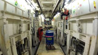 Crossrail Tunnelling: Building the Thames Tunnel