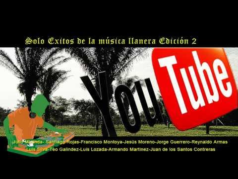 Musica llanera solo éxitos Edición 2.