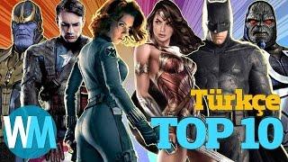 DC ve Marvel arasındaki bilmeniz gereken 10 farklılık