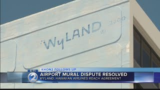 Wyland to repaint murals after agreement reached with Hawaiian Airlines
