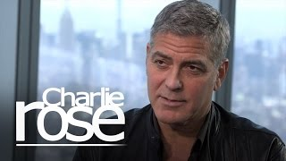 George Clooney on Proposing to Amal (May 20, 2015) | Charlie Rose