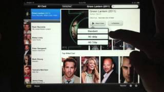 IMDb Movies  TV - Review on the iPad
