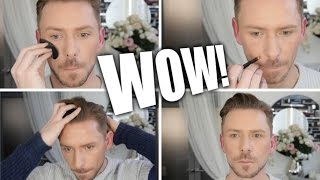 BULLET PROOF FOUNDATION TUTORIAL!   ALL DAY FOUNDATION ROUTINE