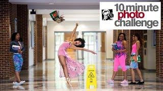 10 Minute Photo Challenge: Bring It! Cast Crashes Black Tie Event