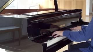 Parov Stelar - The Mojo Radio Gang (Piano Cover)