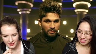 Seeti Maar Full Video Song | DJ Video Songs | Allu Arjun | Pooja Hegde Reaction Video