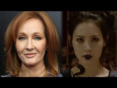 Xxx Mp4 JK Rowling DEFENDS Casting Claudia Kim As 39 Nagini 39 In Fantastic Beasts 3gp Sex