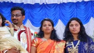ADVENTIST CHRISTIAN WEDDING RENISH LAWRENCE AND CHITHRA PART 4