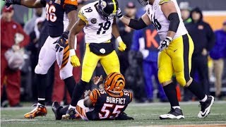 NFL: (Borderline) DIRTY Plays of
