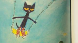 """Ms. Story """"Pete the Cat Rocking in My School Shoes"""""""