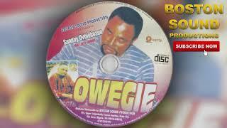 BENIN MUSIC► Sunday Ovbiobason - Owegie [Full Album] | Boston Sound Production