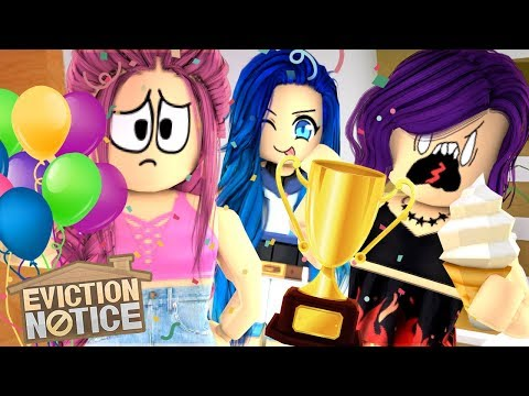 YOU WON T BELIEVE WHO WON in Roblox Eviction Notice