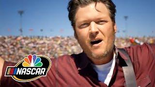 2015 NASCAR on NBC Open with Blake Shelton