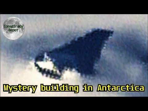 Xxx Mp4 HUGE Building In ANTARCTICA On Google Earth 3gp Sex