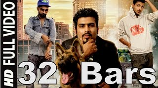 32 Bars | HINDI RAP | Cash Rayz | Manny Rapper | Guru Bhai | Official Full Video 2016