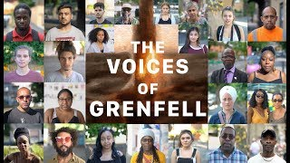 Grenfell 1 Month On - This Touching Poem Read by The People Will Move You.