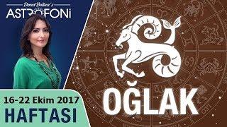 Oğlak Burcu Haftalık Astroloji Burç Yorumu 16-22 Ekim 2017