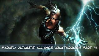 Marvel: Ultimate Alliance PS4 Walkthrough Part  14