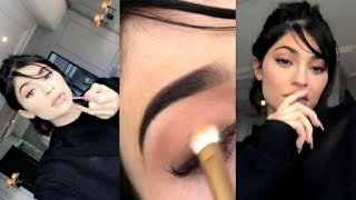 MAKEUP BY KYLIE JENNER TUTORIAL