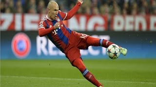 Las Mejores Jugadas y Goles de Arjen Robben  ● Best Dribbling Skills & Goals
