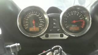 320 kmh sur banc - 200 mph on dyno.