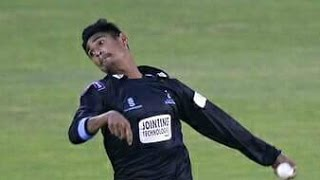 Mustafiz 4 wickets Highlights  on debut in Sussex England