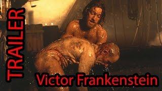 Victor Frankenstein UK TRAILER HD James McAvoy, Daniel Radcliffe Movi 2015