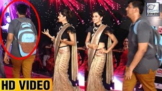 A Guy Interrupts Taapsee Pannu