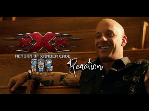 xXx: Return of Xander Cage (Official Trailer #2) Reaction