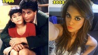 Sana Saeed Recreates her 'Kuch Kuch Hota Hai' Moments!