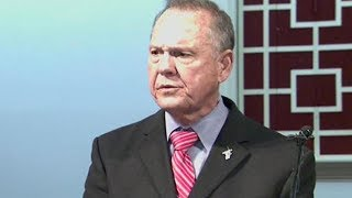 LEAKED: Roy Moore's Horrendous Slavery Comments