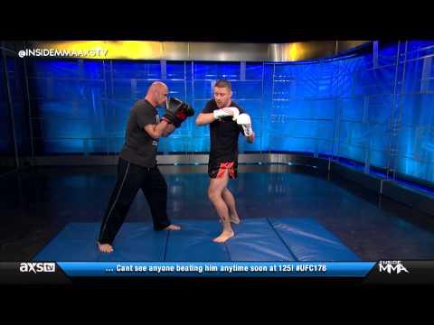 Bas Rutten vs. Duane Ludwig on Inside MMA