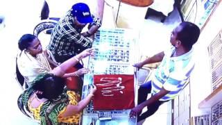NANDED payal jewelers robary cctv footage