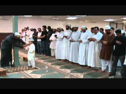 Amazing Qur an recitation by a young child Surah Al Mujadilah