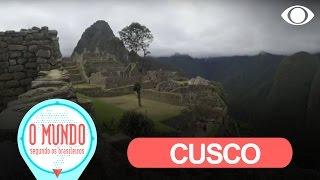O Mundo Segundo Os Brasileiros: Cusco - Parte 2