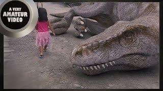 Sleeping T-Rex