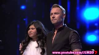 Results: The Top 4 - Week 10 - Live Decider 10 - The X Factor Australia 2014