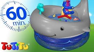 TuTiTu En Francais | Jouets pour enfants en bas âge | Jouets de bain | 1 heure spécial