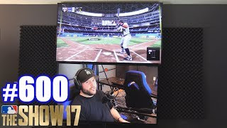 600TH EPISODE SPECIAL FROM MY POV! | MLB The Show 17 | Road to the Show #600