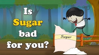Is Sugar bad for you? | #aumsum #kids #education