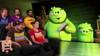 The Angry Birds Movie Teaser Trailer!