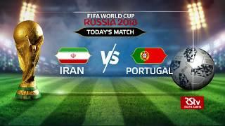 FIFA World Cup 2018 : Iran Vs Portugal preview